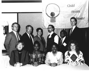 The Child Health Month Committee