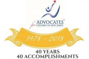 40 years 40 Accomplishments Graphic