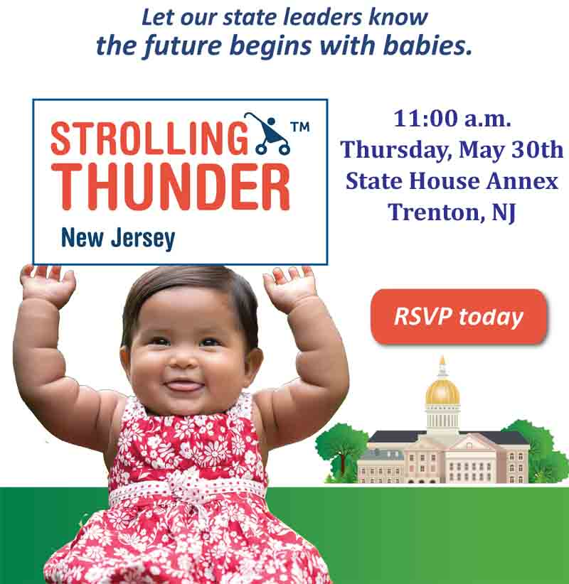 Join us on May 30th to let legislators know that the Future Begins with Babies.